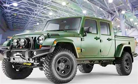 2019 Jeep Gladiator Pickup Truck Release Date And Price