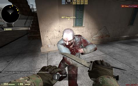 zombie official skin cs  counter strike global