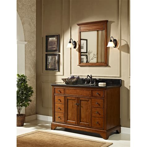 fairmont bathroom vanities fairmont designs framingham 48 quot vanity vintage maple