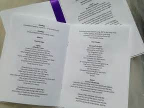 wedding reception order of service butterfly wedding order of service books