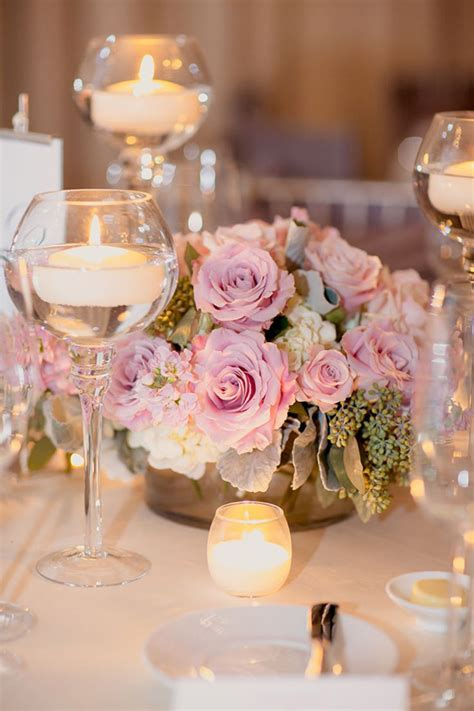 16 Stunning Floating Wedding Centerpiece Ideas