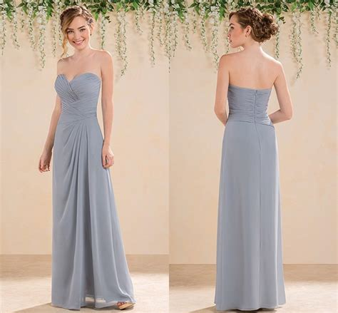 light gray bridesmaid dress light gray bridesmaids dresses weddings prom dress