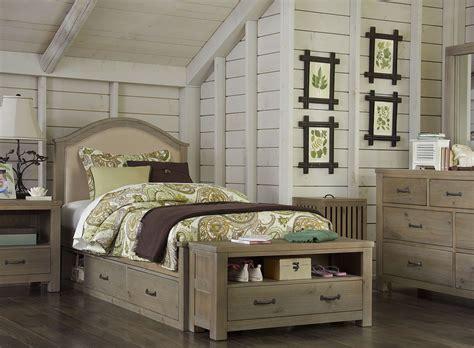 driftwood bedroom furniture highlands bailey driftwood youth panel storage bedroom set 11484 | 10010 bailey stgrm nekids
