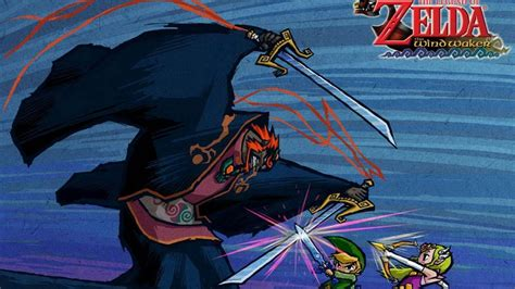 The Legend Of Zelda Wind Waker Hd Review If I Had Any