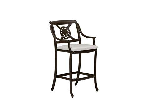 tropitone belmar bar stool replacement cushions 31092605ch
