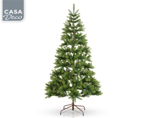 casa deco k 252 nstlicher weihnachtsbaum von aldi s 252 d f 252 r 89