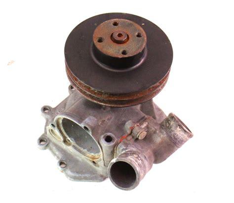 water pump   mercedes  sec sel