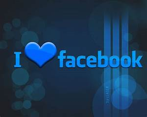 Facebook logo and funny wallpapers | itblogworld1