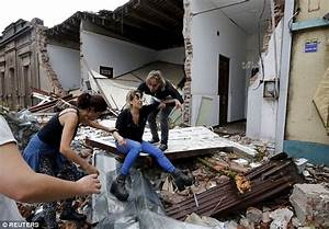 Uruguay tornado rips through Dolores killing at least 4 ...