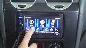 Car Stereo Oxnard Kenwood Ddx-418 Demo