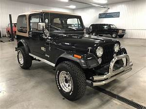 1979 Jeep Cj Classic Car  Truck  And