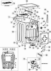 Maytag Performa Washer Parts Diagram
