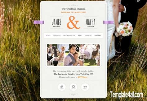 pink wedding store css template