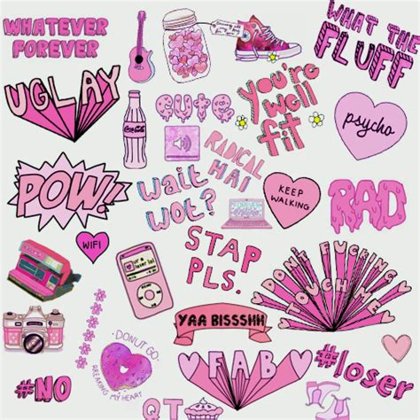wallpaper sticker 116 things