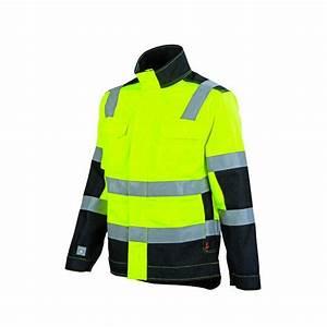 Blouson De Travail Homme : blouson de travail homme et femme jaune fluo jaune 3fla00cp lafont ~ Voncanada.com Idées de Décoration