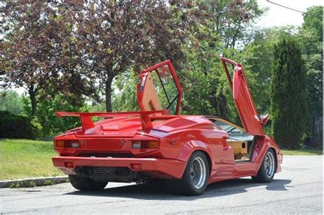 Lamborghini Countach Specs, Price, Photos & Review By
