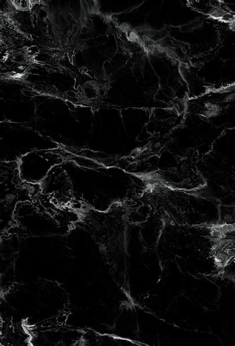 schwarzer marmor acrylic glass print juniqe