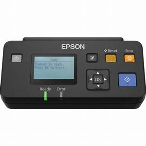 Epson network interface unit for workforce ds 510 for Document scanner with network interface