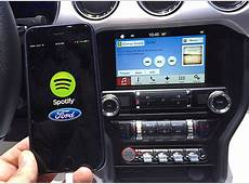 Ford Sync 3 is Faster, Simpler, and Easier to Use CES