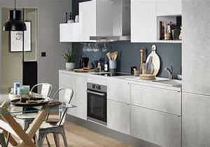 Photo De Cuisine : cuisine lapeyre nos mod les de cuisine pr f r s elle ~ Premium-room.com Idées de Décoration