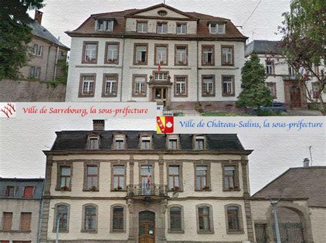 sous prefecture de sarrebourg chateau salins challenges fr