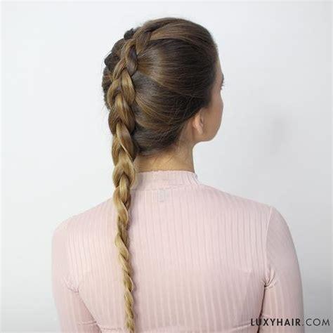 dutch braids     hair  weekend