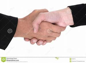 Business People Shaking Hands Stock Photo - Image: 8193110
