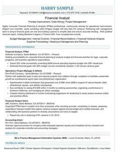 Entry Level Financial Analyst Resume by Entry Level Financial Analyst Resume Sle R 233 Sum 233 Evolution