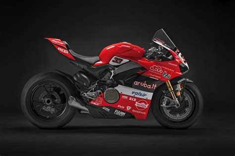 Ducati Panigale V4 Special Edition by Twelve Panigale V4 Motorcycles From The Race Of Chions