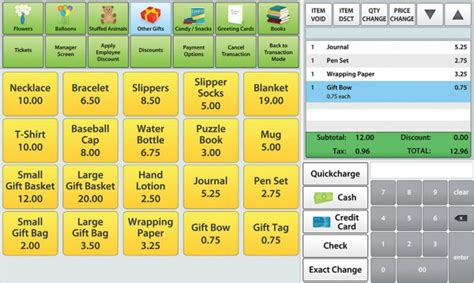quickcharge pos  easy   point  sale solution