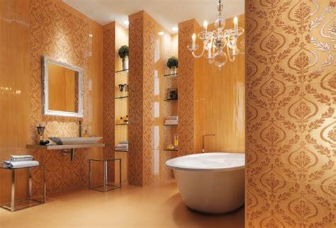 Badezimmer Fliesen Orange by Fascinating Bathroom Tile Ideas