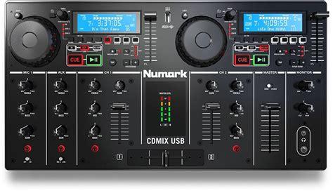 Numark Cdmix Usb Dj Player System Zzounds