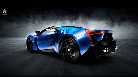 2015 W Motors Lykan Supersport 3 Wallpaper