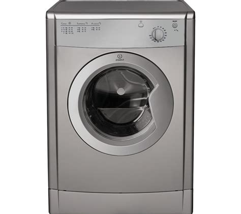Buy Indesit Ecotime Idv75s Vented Tumble Dryer Silver