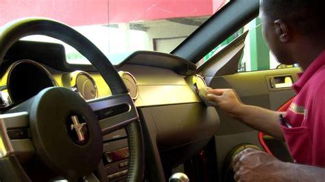 interior super clean  car wash barn youtube