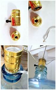 How, To, Make, A, Lamp, Diy, Bottle, Lamp