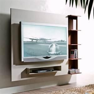 Support Mural Tv But : support mural tv et decodeur ~ Melissatoandfro.com Idées de Décoration