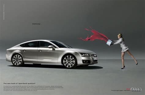 audi r8 ads advertising for car brands bmw audi and mercedes print ads
