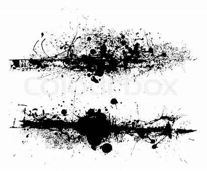 Ink Splat Splatter Vector Marks Drag Roller