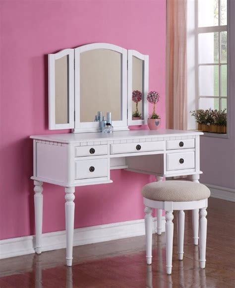 makeup desk with makeup desk with mirror home furniture design