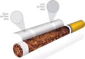 Self-Extinguishing Cigarette