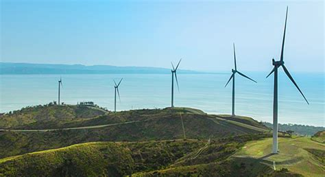 ayala invests  indonesia wind farm project power world