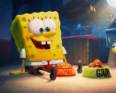 Spongebob Run Sponge Movie Resolution 4k Wallpapers