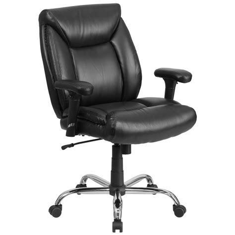 Office Chairs Big And by Helios Big And Leather Office Chairs