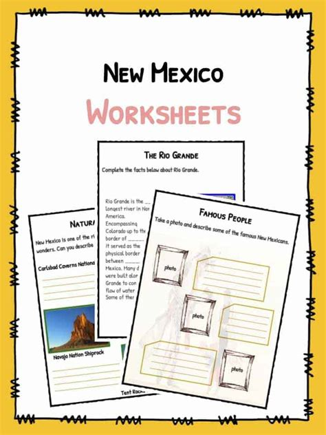 geography worksheets lesson plans study material for
