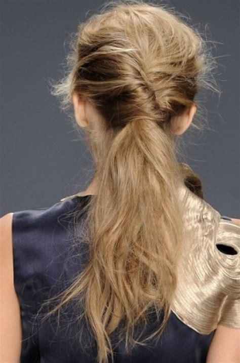 ways  style  spice   ponytail women hairstyles
