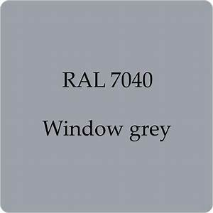 Ral 7040 Cellulose Car Body Paint Window Grey 1l With Free Strainer