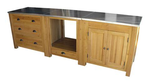 meuble cuisine en chene meuble de cuisine en chene 5 idées de décoration