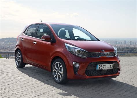 Review Kia Picanto by Kia Picanto Hatchback Review Parkers
