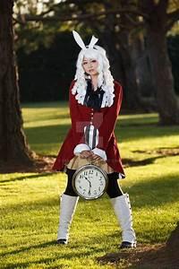 Hase Alice Im Wunderland Kostüm : alice im wunderland hase kost m selber machen kost me ~ Frokenaadalensverden.com Haus und Dekorationen